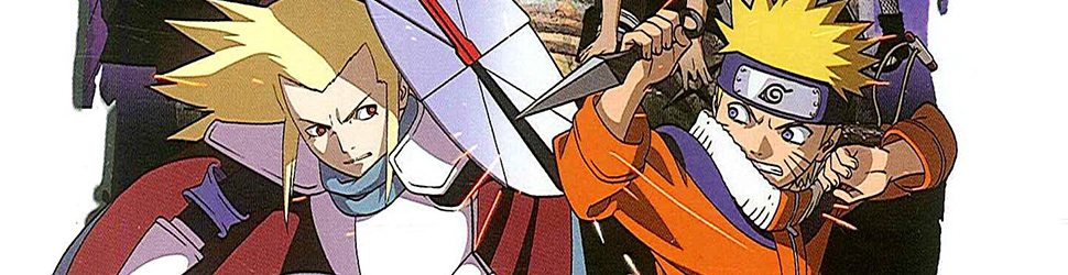 Naruto - Films - Anime