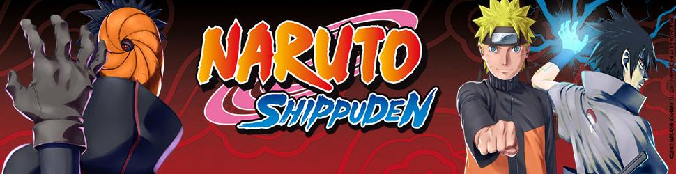 Naruto - Shippuden - Anime