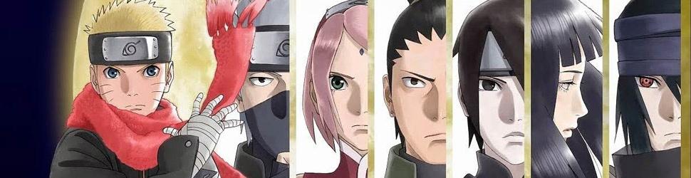 Naruto - Shippuden - Films - Anime