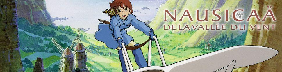 Nausicaä De La Vallée Du Vent - Anime