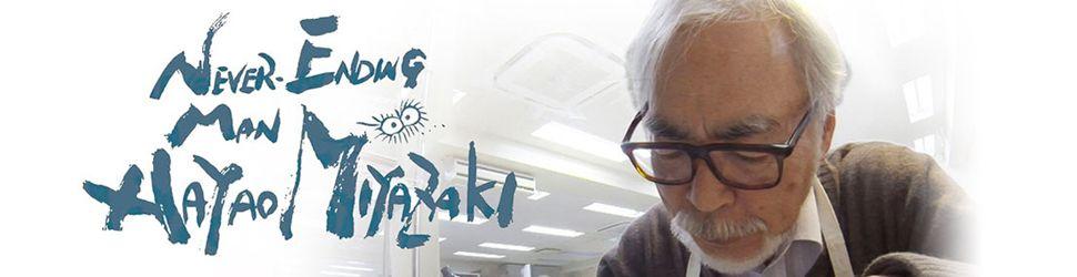 Hayao Miyazaki The Never-ending Man - Anime