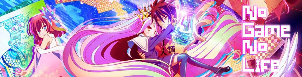 No Game No Life - Anime