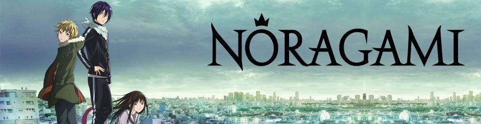 Noragami - Anime