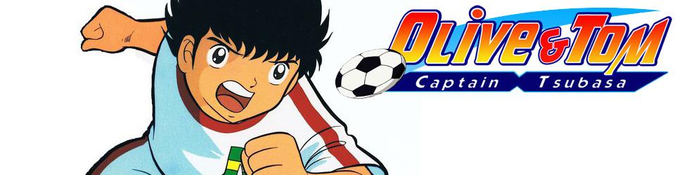 Captain Tsubasa - Olive Et Tom - Anime