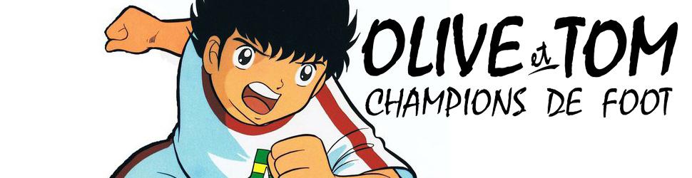 Captain Tsubasa - Olive Et Tom - Films - Anime