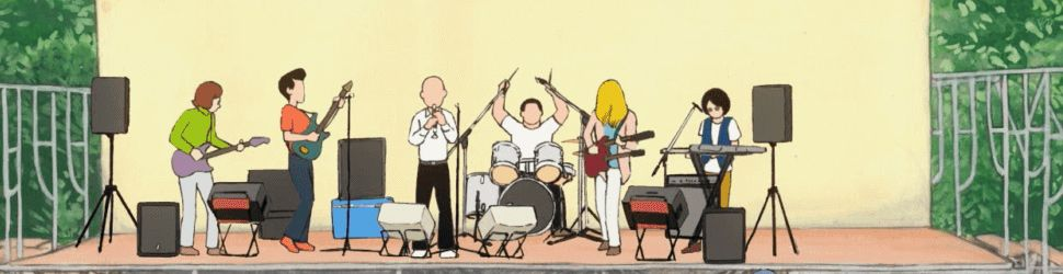 On Gaku Notre Rock - Anime