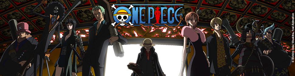 One Piece - Films - Anime