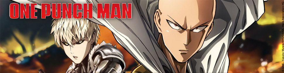One Punch Man - Anime