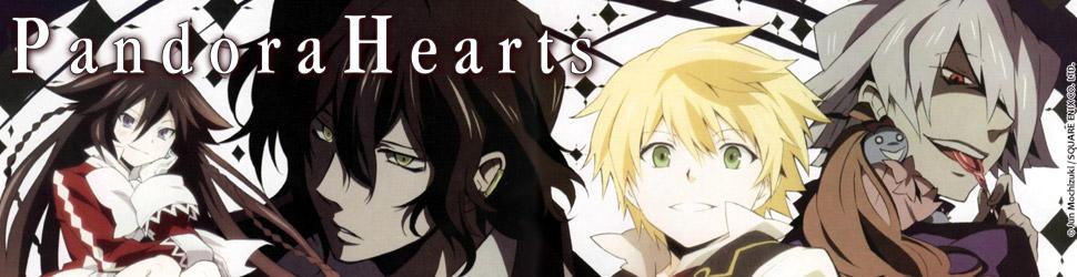 Pandora Hearts - Anime