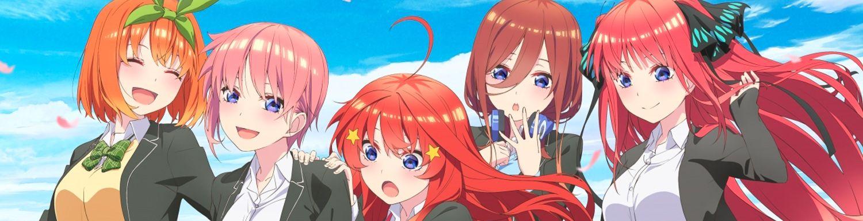 The Quintessential Quintuplets - Saison 2 - Anime