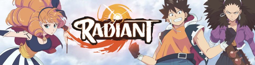 Radiant - Saison 1 - Anime
