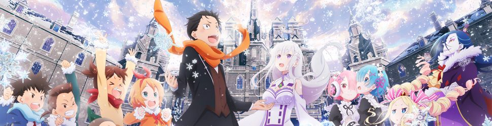 Re:Zero - Starting Life in Another World - Épisode EX – Memory Snow - Anime