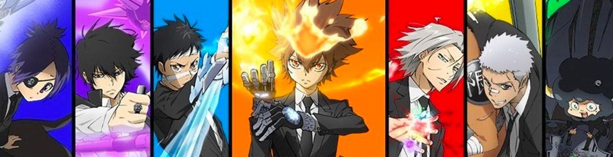 Reborn! - Anime