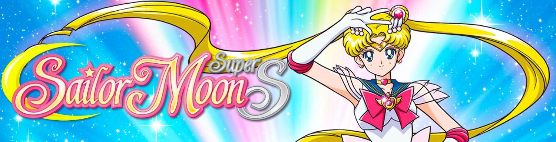Sailor Moon Super S - Anime