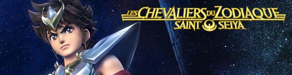 Chevaliers du zodiaque (les) - Saint Seiya - Anime