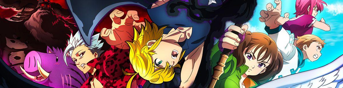 Seven Deadly Sins S4 - Dragon's Judgement - Anime