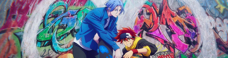 SK8 The Infinity - Anime