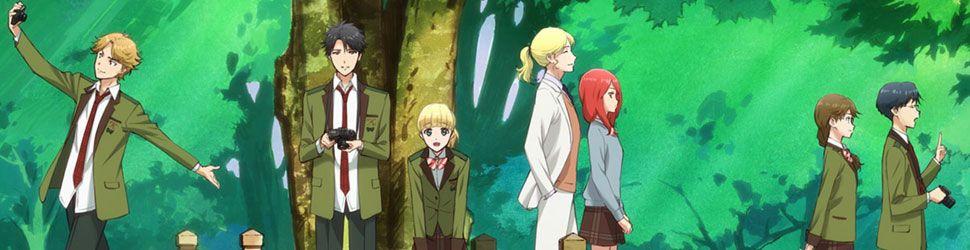 Tada Never Falls in Love - Anime
