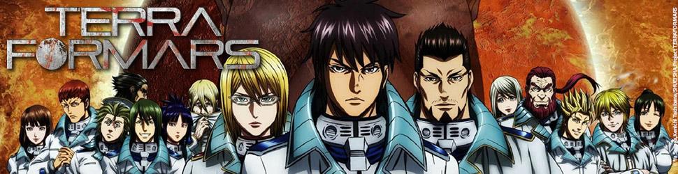 Terra Formars - Anime