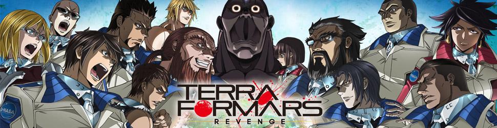 Terra Formars Revenge - Anime