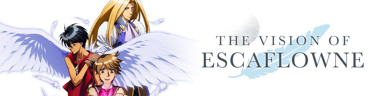 Vision D'Escaflowne - Anime