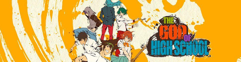 The God of High School - Anime