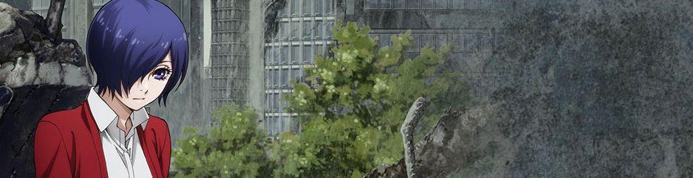 Tokyo Ghoul : RE - Saison 2 - Anime