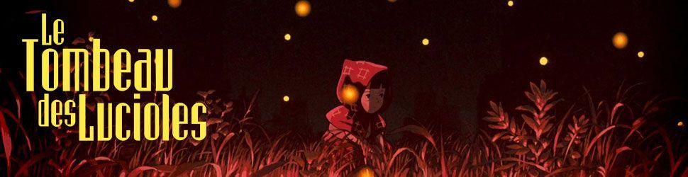 Tombeau des Lucioles (le) - Anime