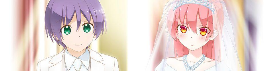 Tonikawa - Over the Moon For You - Anime