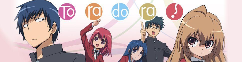 Toradora! - Anime
