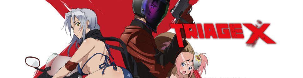 Triage X - Anime