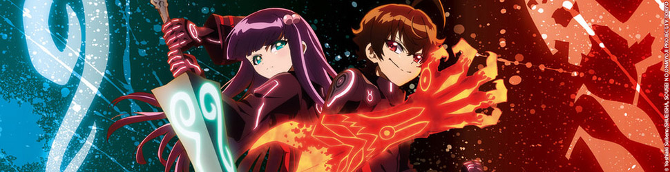 Twin star exorcists - Anime