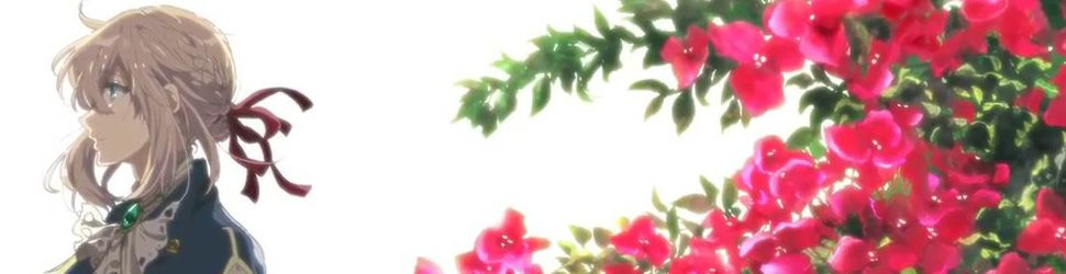 Violet Evergarden - Film - Anime