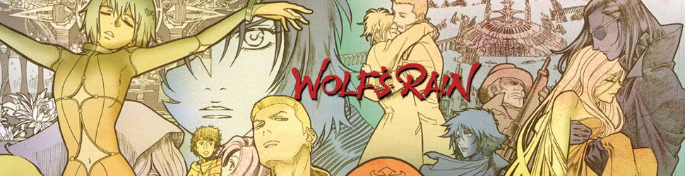 Wolf's Rain - Anime