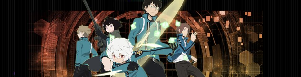 World Trigger - Isekai Kara no Tôbôsha - Anime
