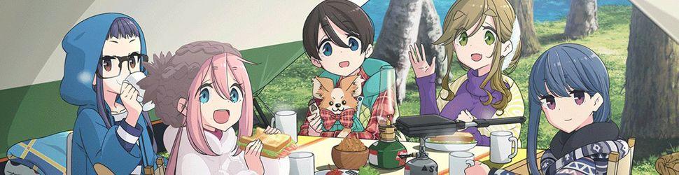 Yuru Camp - Saison 2 - Anime