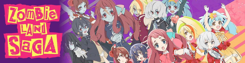 Zombie Land Saga - Saison 1 - Anime