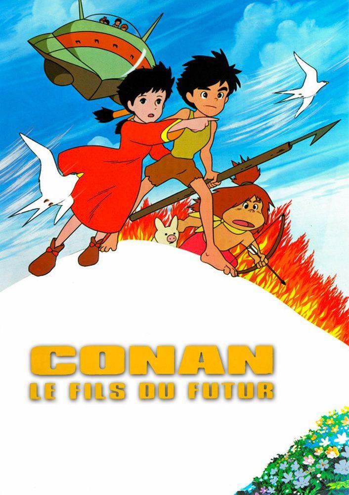 Recherche Anime ou film sur la chaîne Manga style Nadia Conan-fils-du-futur-anime