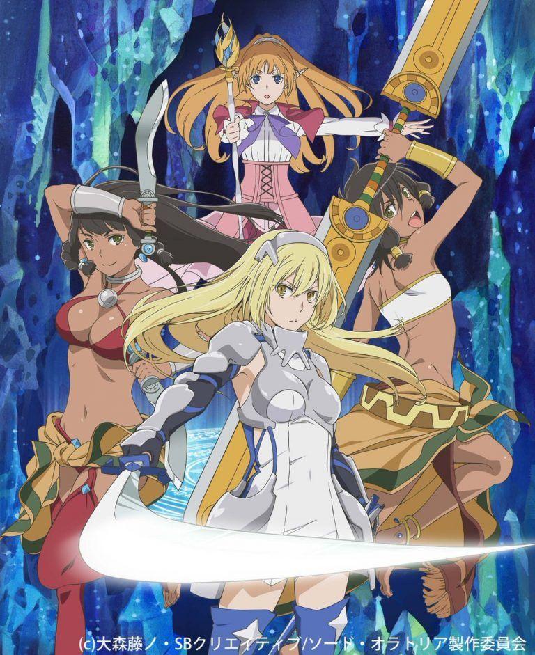 Sword Oratoria - Danmachi