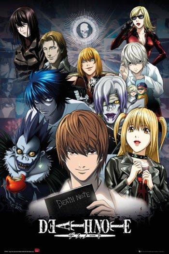 Death Note saison 1 en français
