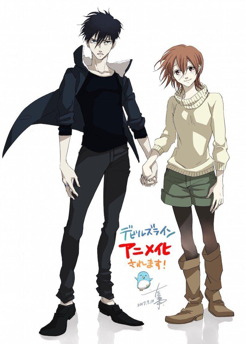 anime manga - Devil's Line
