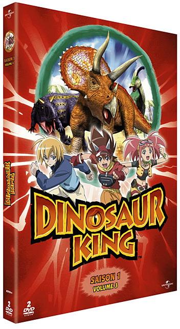 Dinosaur king serie tv 2007 manga news - Dinosaure king saison 2 ...
