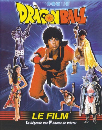 Dragon Ball - La Légende Des 7 Boules De Cristal