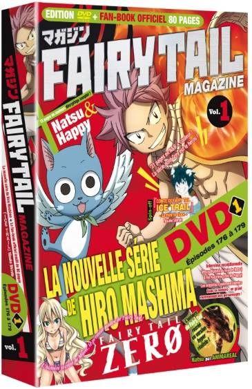 Fairy Tail - Magazine