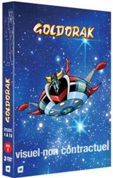 GOLDORAK GRATUITEMENT TÉLÉCHARGER DVD