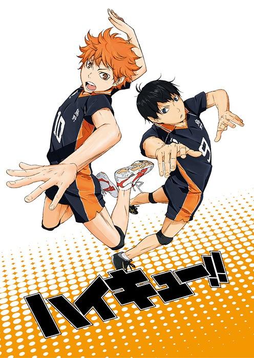 anime manga - Haikyu!! - Saison 1