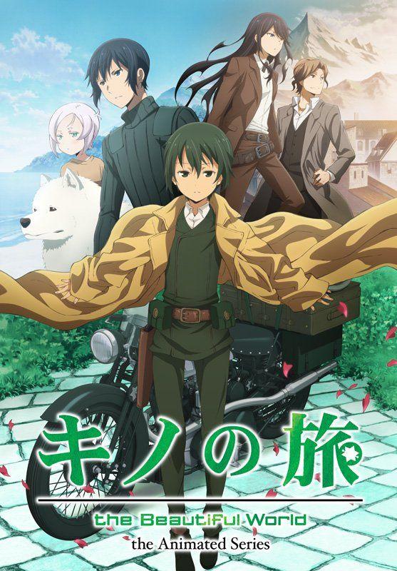 Kino's Journey - The Beautiful World
