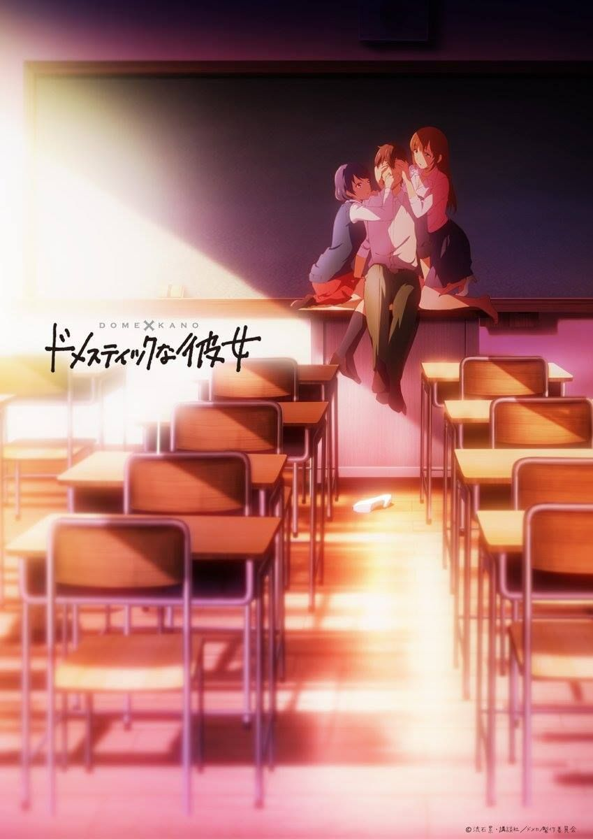 Love X Dilemma - Domestic na Kanojo