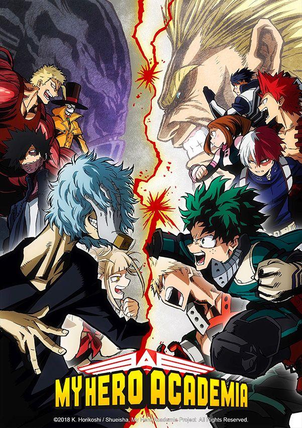 My Hero Academia - Saison 3
