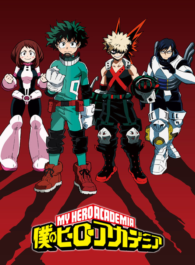 Nouveau trailer et date de diffusion pour my hero academia saison 2 19 d cembre 2016 manga news - Date des saisons 2016 ...
